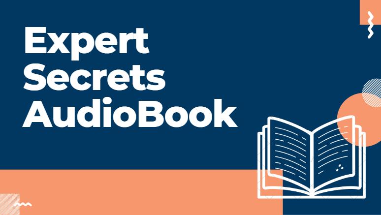 expert secrets audiobook