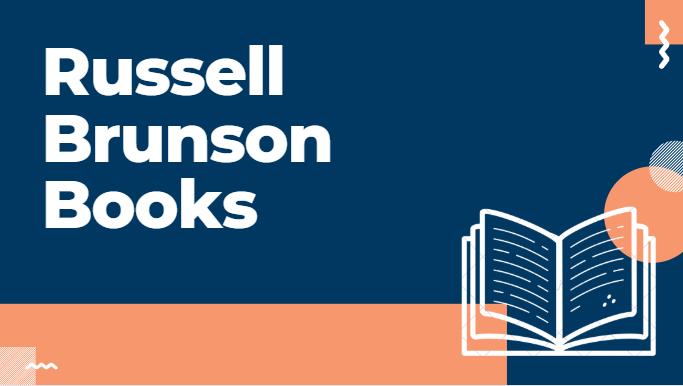 russell brunson books