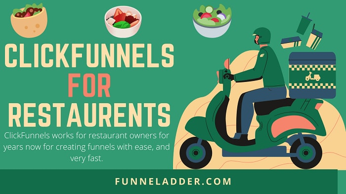 sales funnels for restaurants
