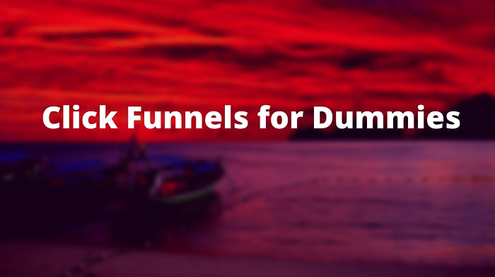 sales funnels for dummies