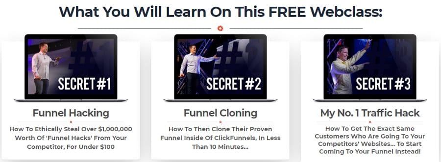 funnel hacking webinar