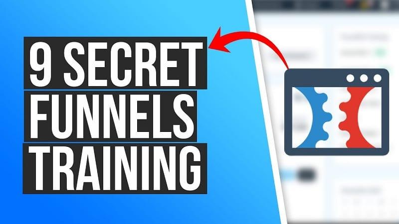 clickfunnels 9 secret funnels training